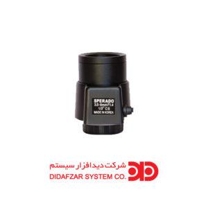 لنز اتوآیریز ۳.۵ به ۸mm اسپرادو کره