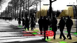 شناسایی اشخاص، از طریق راه رفتن آنها با کمک فناوری هوش مصنوعی