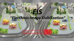 آیا میدانید تمامی دوربین های ورتینا و اسپرادو مجهز به تکنولوژی EIS هستند ؟